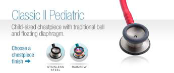 littmann classic 2 pediatric стетоскоп rkmed